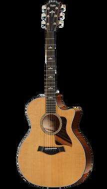 Taylor 614CE - Spruce Maple - V-class Bracing