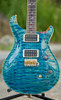 Paul Reed Smith 30th Anniversary PRS Private Stock Custom 24 Royal Blue Quilt Top