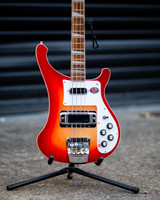 Rickenbacker 4003 Electric Bass Guitar Fireglow