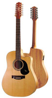 MATON ECW80C/12 12 STRING ACOUSTIC ELECTRIC GUITAR Guitar World AUSTRALIA
