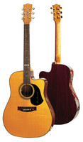 MATON TE1 TOMMY EMMANUEL ACOUSTIC/ELECTRIC GUITAR
