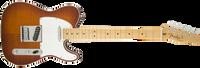 Fender 2015 Flame Maple Top American Custom Telecaster