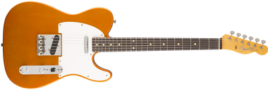 Fender 1959 Journeyman Relic Telecaster, Rosewood Fingerboard, Faded Candy Tangerine