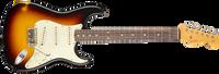 Fender 1961 Relic Stratocaster, Rosewood Fingerboard, 3-Color Sunburst