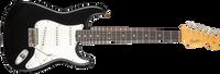 Fender Journeyman Relic Postmodern Stratocaster, Rosewood Fingerboard, Black