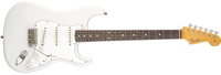 Fender Journeyman Relic Postmodern Stratocaster, Rosewood Fingerboard, Olympic White
