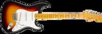 Fender Journeyman Relic Postmodern Stratocaster, Maple Fingerboard, 3-Color Sunburst
