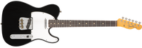 Fender Journeyman Relic Postmodern Telecaster, Rosewood Fingerboard, Black