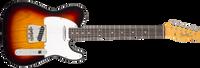 Fender Journeyman Relic Postmodern Telecaster, Rosewood Fingerboard, 3-Color Sunburst