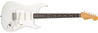 Fender New Old Stock Postmodern Stratocaster, Rosewood Fingerboard, Olympic White