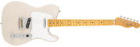 Fender New Old Stock Postmodern Telecaster, Maple Fingerboard, Aged White Blonde
