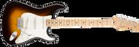 Fender American Custom Stratocaster, Maple Fingerboard, Chocolate 2-Color Sunburst