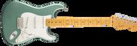 Fender American Custom Stratocaster, Maple Fingerboard, Sage Green Metallic