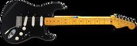 Fender David Gilmour Signature Stratocaster NOS, Maple Fingerboard, Black
