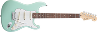 Fender Jeff Beck Signature Stratocaster, Rosewood Fingerboard, Surf Green