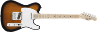 FENDER SQUIER Affinity Telecaster, Maple Fingerboard, 2-Color Sunburst