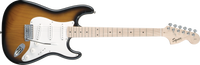 FENDER SQUIER Affinity Stratocaster, Maple Fingerboard, 2-Color Sunburst