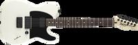 FENDER SQUIER Squier Jim Root Telecaster, Rosewood Fingerboard, Flat White