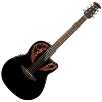 Ovation Celebrity CE44-5 Black