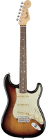 Fender AMERICAN ORIGINAL '60S STRATOCASTER 3-Color Sunburst