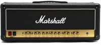 Marshall DSL100 Head 2018 100 Watt Valve Amp