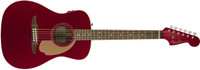 Fender Malibu Player, Candy Apple Red