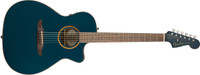 Fender Newporter Classic, Cosmic Turquoise w/bag