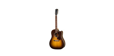 Gibson J-45 Walnut AG Acoustic Guitar Walnut Burst