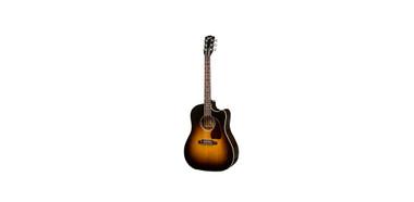 Gibson J-45 Cutaway Acoustic Guitar Vintage Sunburst