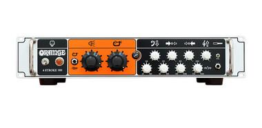 Orange 4 STROKE 500 Bass Head