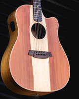 Cole Clark Fat Lady 2 Redwood Top with Blackwood Back and Sides
