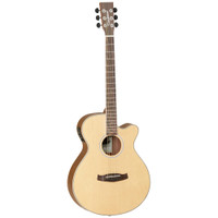 Tanglewood Discovery Exotic SFCE Ovankol
