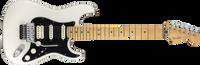 Fender Player Stratocaster Floyd Rose HSS Maple Fingerboard, Polar White