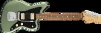 Fender Player Jazzmaster Pau Ferro Fingerboard, Sage Green Metallic