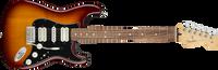 Fender Player Stratocaster HSH Pau Ferro Fingerboard, Tobacco Sunburst