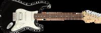 Fender Player Stratocaster HSS, Pau Ferro Fingerboard, Black