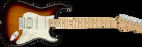 Fender Player Stratocaster HSS Maple Fingerboard, 3-Color Sunburst