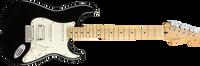 Fender Player Stratocaster HSS, Maple Fingerboard, Black