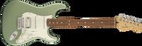 Fender Player Stratocaster HSS Pau Ferro Fingerboard, Sage Green Metallic