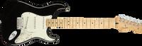 Fender Player Stratocaster Maple Fingerboard, Black