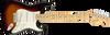 Fender Player Stratocaster Maple Fingerboard, 3-Color Sunburst