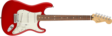 Fender Player Stratocaster Pau Ferro Fingerboard, Sonic Red