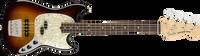 Fender American Performer Mustang Bass, Rosewood Fingerboard, 3-Color Sunburst