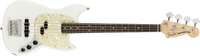Fender American Performer Mustang Bass, Rosewood Fingerboard, Arctic White