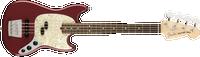 Fender American Performer Mustang Bass, Rosewood Fingerboard, Aubergine