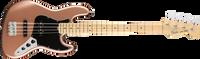Fender American Performer Jazz Bass, Maple Fingerboard, Penny