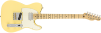 Fender American Performer Telecaster with Humbucking, Maple Fingerboard, Vintage White