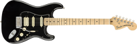 Fender American Performer Stratocaster HSS, Maple Fingerboard, Black