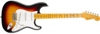 Fender Journeyman Relic Postmodern Stratocaster, Maple Fingerboard, 3-Color Sunburst