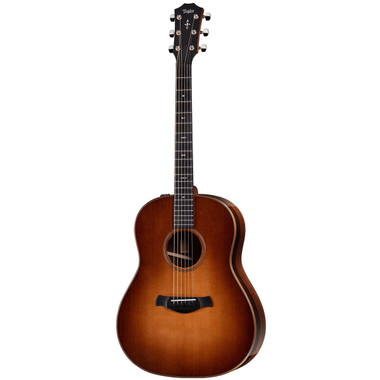 Taylor 717 Grand Pacific Builder's Edition - Wild Honey Burst